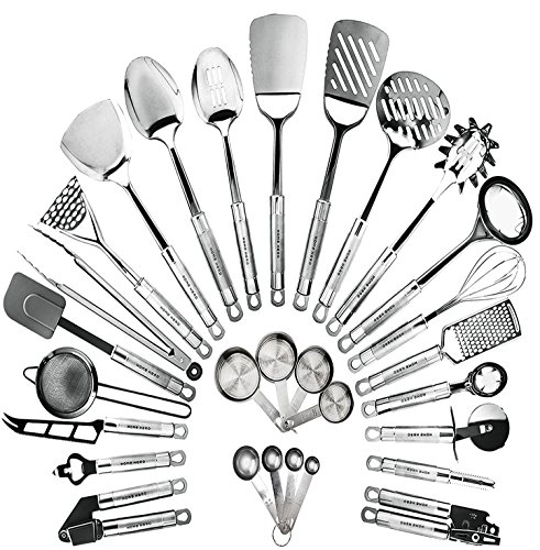 Emeril Lagasse 62950 12 Piece Stainless Steel Cookware Set