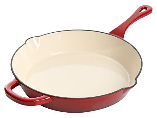 Crock Pot Artisan Enameled Cast Iron 5 Quart Round Dutch