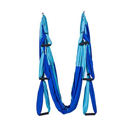 Yoga Swing Inversion Sling Hammock With 2 Daisy Chain