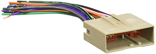 Scosche Radio Wiring Harness For 2003 Up Select Ford Harness For