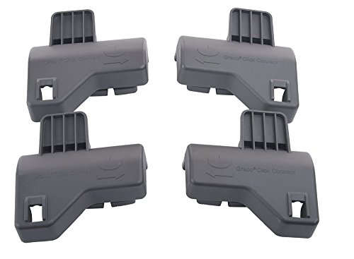 Contours Tandem Click Connect Infant Car Seat Adapter For