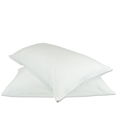 Sunnest 2 Pack Pillow Cases King Size 100 Microfiber