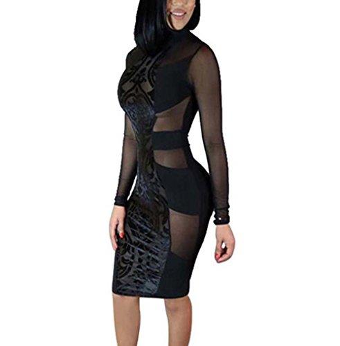 Zkess Women S Sleeveless Long Sleeve Lace Party Bodycon