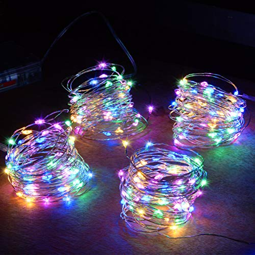 Le Fairy Lights Battery Operated 3 3ft 20 Micro Starry
